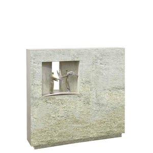 Spiritus Doreta Breitenstein Einzelgrab mit Bronzefiguren Engel