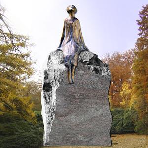 Claire Grabstein mit Sternenguckerin