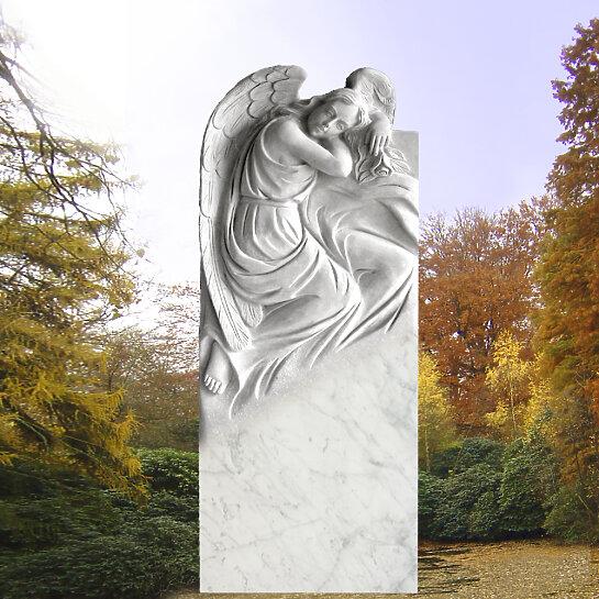 Arabella – Grabmal mit Engelsfrau