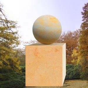 Stein des Glücks Stein des Glücks aus Weimar