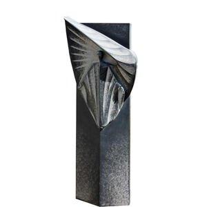 Dominus Santo Granit Urnengrabstein Engelsflã¼gel