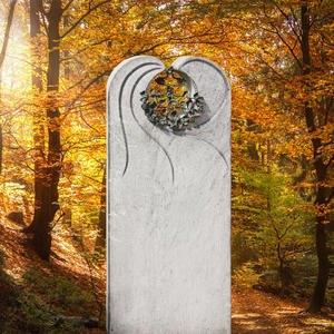 Lucidaris Marmor Grabstein Baum Gestaltung