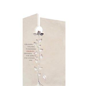 Fiola Moderner Grabstein Fã¼r Familiengrab mit Baum