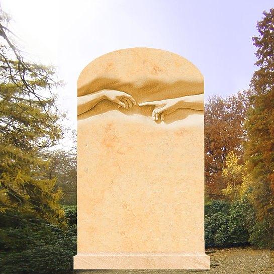 Michelangelo – Grabdenkmal mit Michelangelo Relief