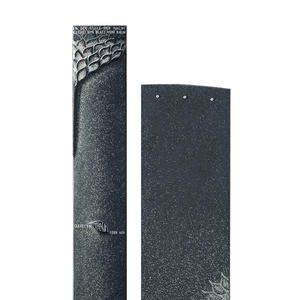 Genera Schã¶nes Doppelgrabmal Zweiteilig Granit Schwarz