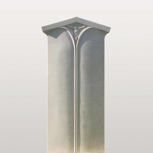 Defensio Schã¶nes Grabmal Kalkstein mit Christus Figur