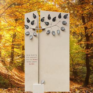 Annot Urnengrabmal aus Kalkstein mit Baum Motiv Bestellen