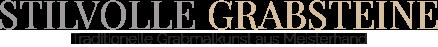 Logo von Stilvolle Grabsteine