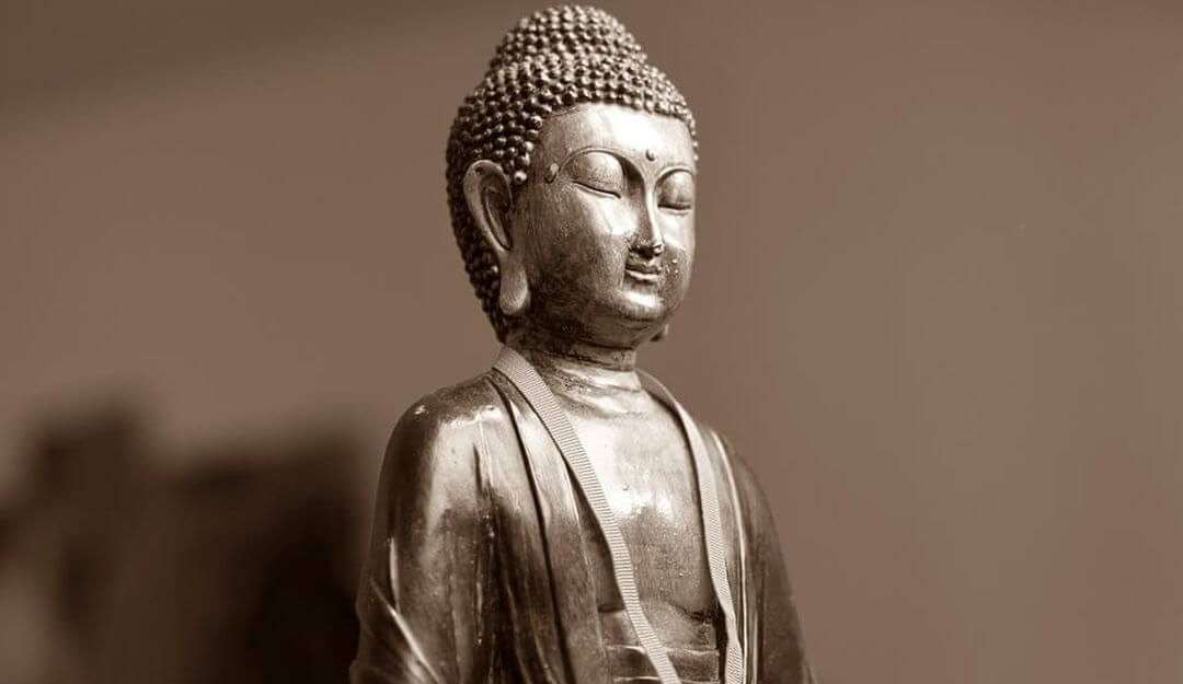 Buddha Figur | Bildquelle: © Alexis - Pixabay.com