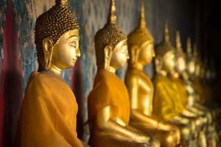Eine Grafik zu Tibetische Götterfiguren