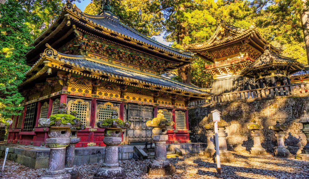Buddhistischer Tempel in Japan | Bildquelle: © Luciano Mortula-LGM - Fotolia.com
