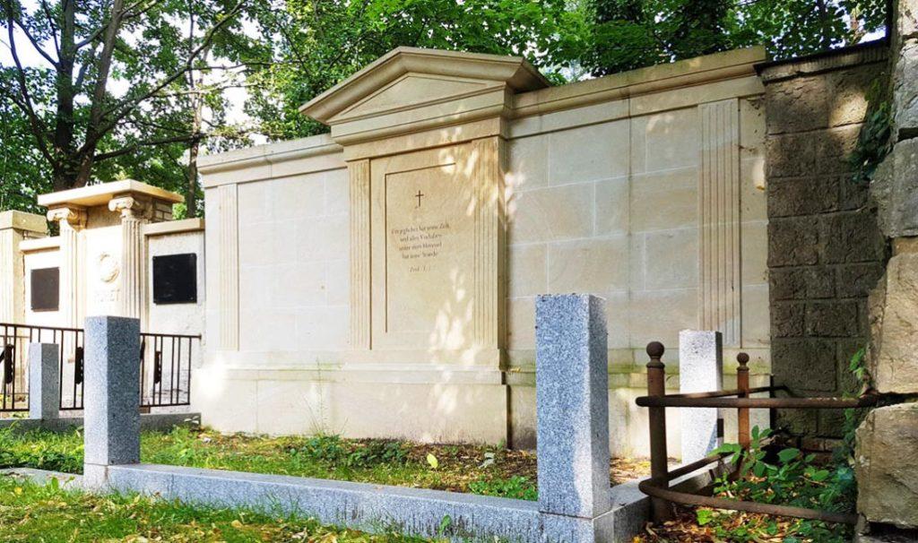 Familiengrab Familiengrabstätte
