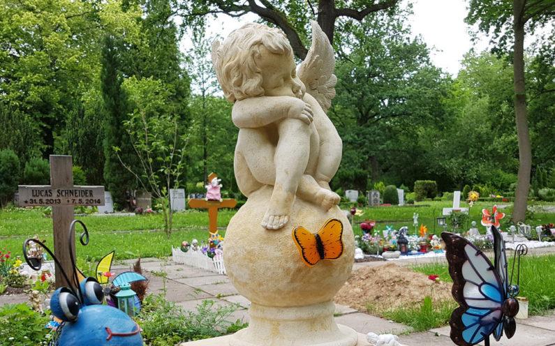 Erfurt Hauptfriedhof Grabmal Voigt