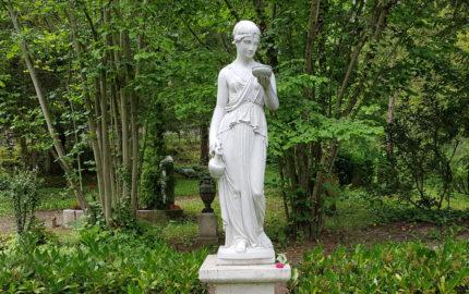 Jena Nordfriedhof Historische Grabanlage Knorre