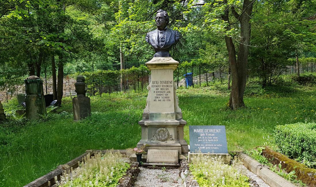 Historische Grabstätte Familiengrab Jena Nordfriedhof