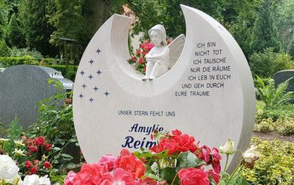 Benz Friedhof Grabstätte Reimer