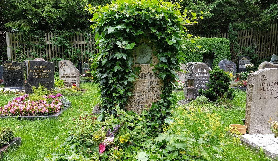 Liegezeit Friedhof