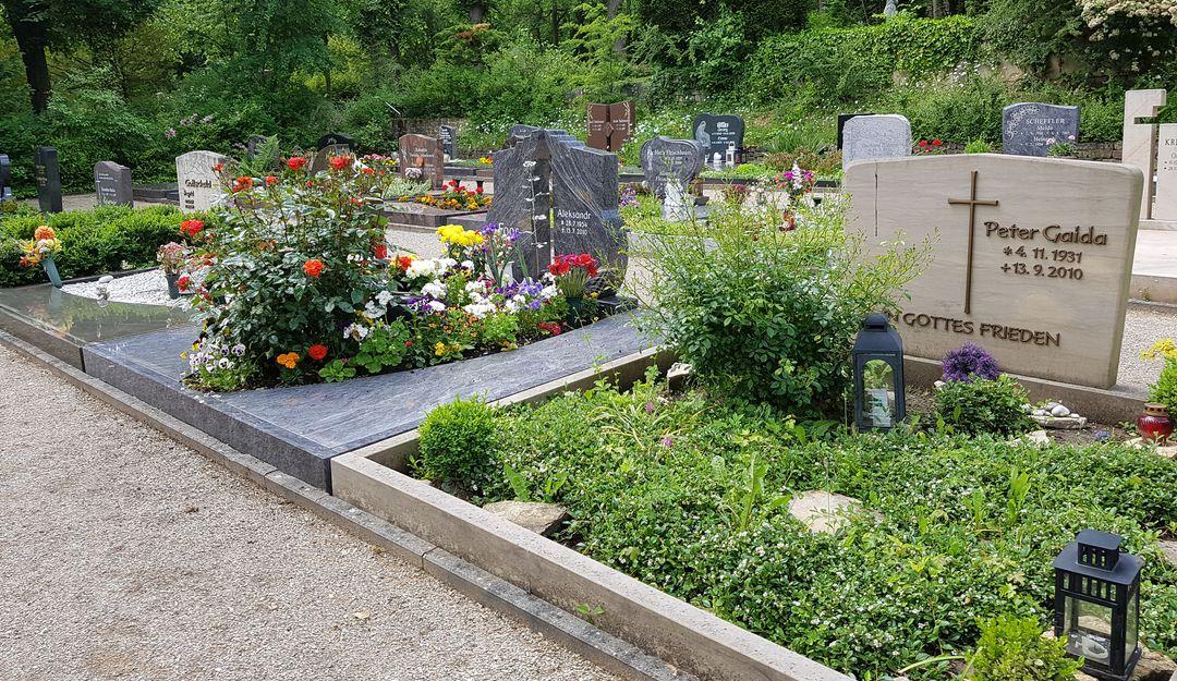 Ruhezeit Friedhof
