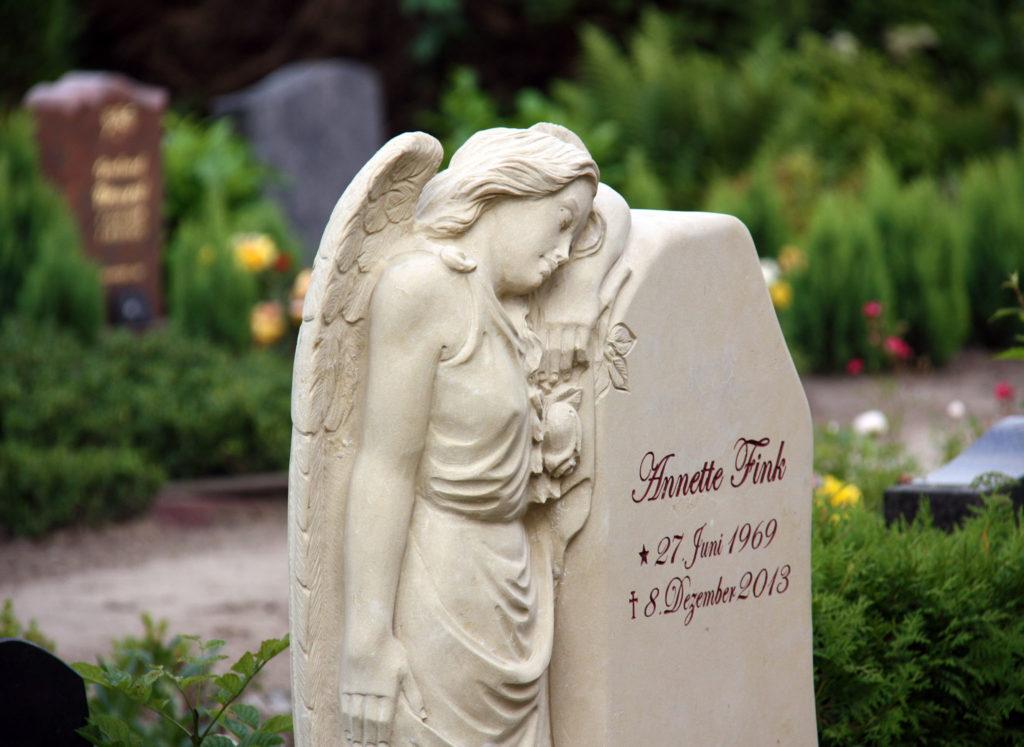 Sandstein Grabsteine Grabmale Engel Beispiele Ideen Bilder