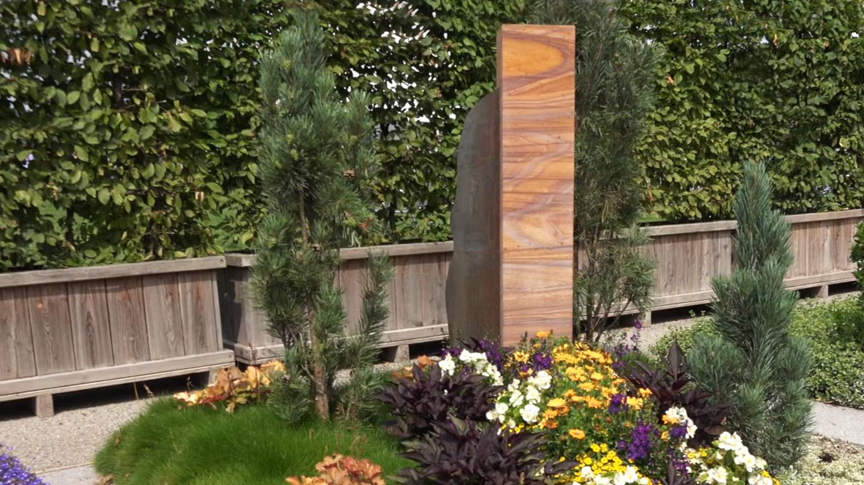 Video zu Grabmale und Grabbepflanzung – Impressionen von der Landesgartenschau