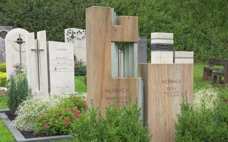 Video zu Natur Grabsteine vom Steinmetz – Grabmal aus Naturstein