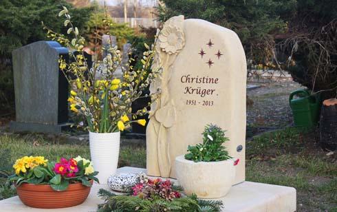Referenzen - Unsere Grabsteine und Mustergräber europaweit