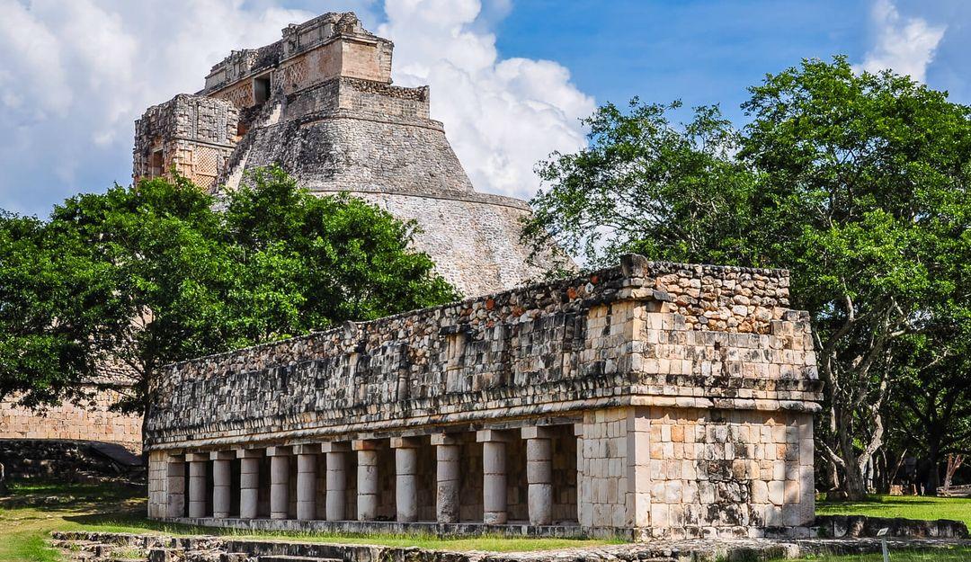 Die Könige der Maya wurden in den Tempelanlagen beigesetzt. | © jerdad