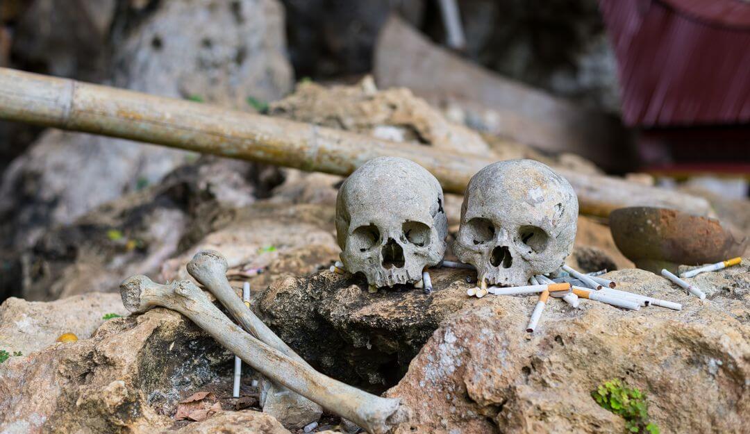 Überlieferungen zufolge, ist in Papua Neuguinea der Kannibalismus weit verbreitet. | Bildquelle: © depositphotos