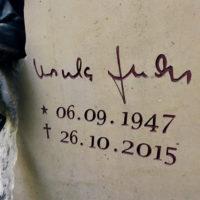 Grabstein Inschrift Gravur Steinmetz Berlin Pankow Friedhof
