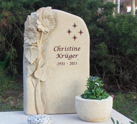 Hervorragend Die schönsten Grabsteine vom Steinmetz in Bremen MC16