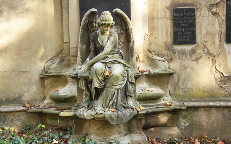 Gera Südfriedhof Familiengrabstätte Grüner - 2