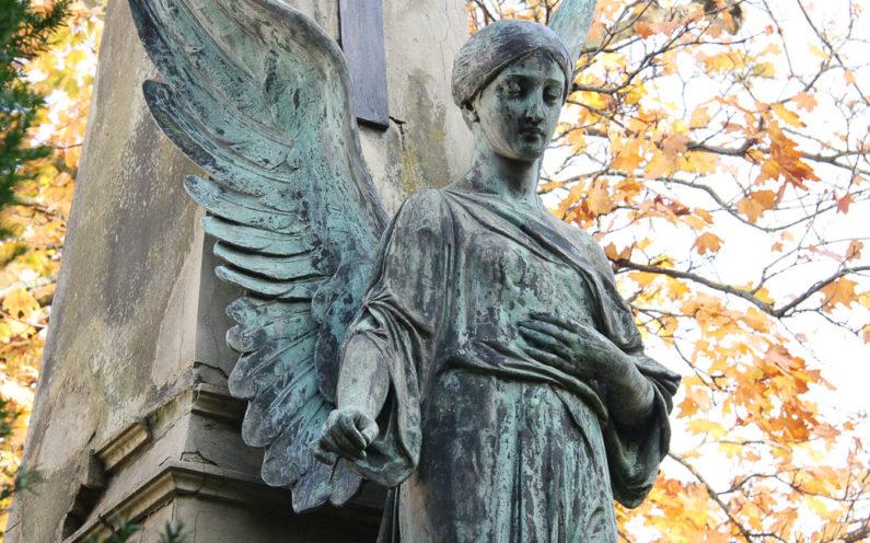 Gera Südfriedhof Gedenkstein Haeussler - 2