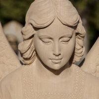 Friedhofsengel Engel Grabdenkmale Grabmale mit Engel
