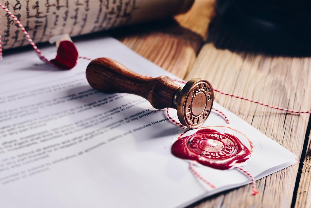 Juristisch abgesicherte Patientenverfügung vom Notar