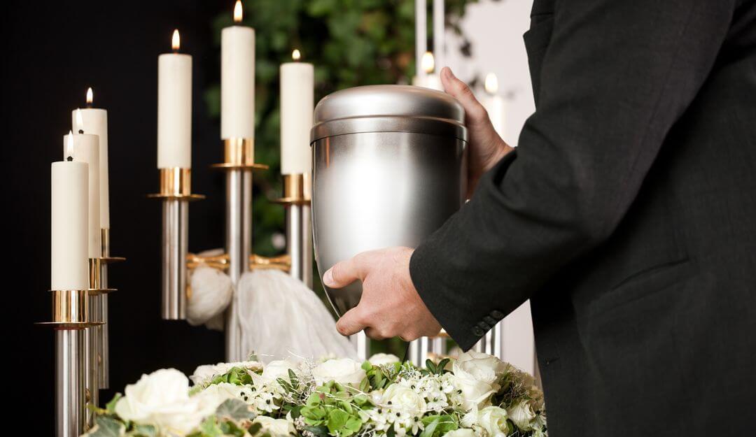 Evangelische Beerdigung