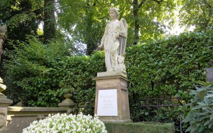 Köln Melatenfriedhof Grabstätte Rohe