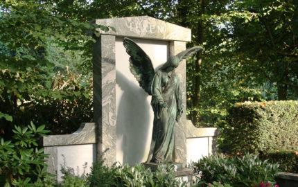 Köln Melatenfriedhof Grabanlage Lexen
