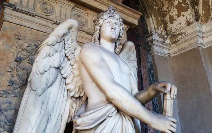 Dresden Annenfriedhof Grabanlage Familie Friedrich Siemens