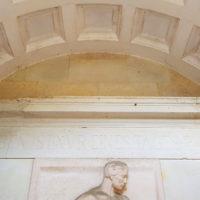Grabstätte Grabanlage Grabstein Grabmal Ernst von Wildenbruch Tempel