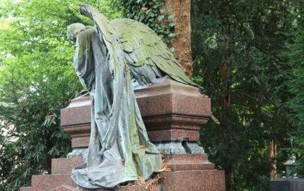 Köln Melatenfriedhof Familiengrabanlage Schanzleh