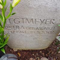 Grabinschrift Sandstein