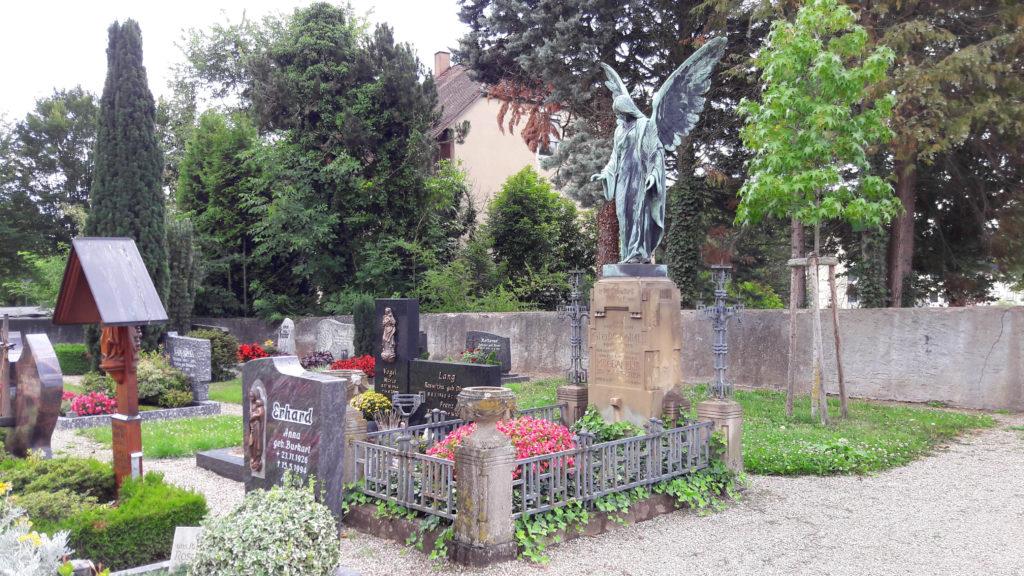 Grabengel Grabanlage Grabstätte Engel Antik Historisch