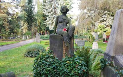 Dresden Trinitatisfriedhof Familiengrab Schilling
