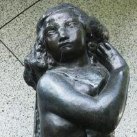 Grabskulptur Grabkunst Grabstätte Bauerfeind Zeulenroda