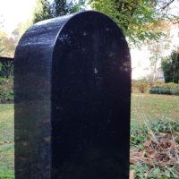 Granit poliert für einen Grabstein
