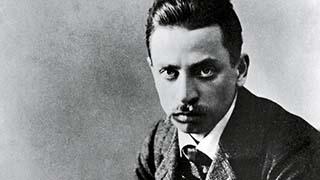 Eine Grafik zu Berühmter Trauerspruch von R. M. Rilke