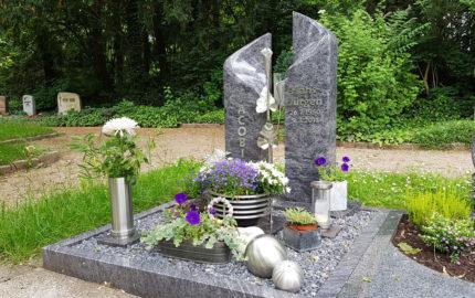 Erfurt Hauptfriedhof Grabstein Jacobi