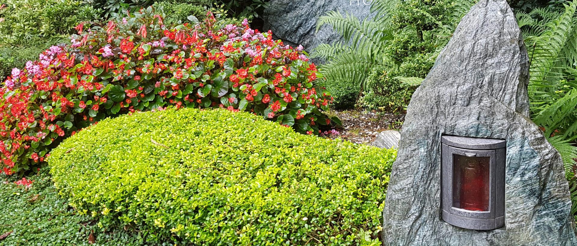 Der Grab Pflanzenkalender – Grabbepflanzung in den Jahreszeiten