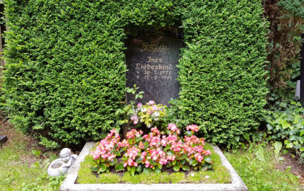 Cospeda Friedhof Grabstein Liebeskind