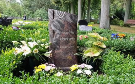 Demmin St. Bartholomaei Grabstätte Hartwig